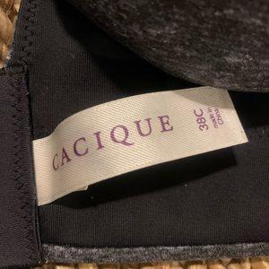 Cacique Intimates & Sleepwear - Cacique Bra Size 38C